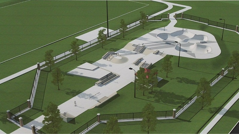 plano skatepark