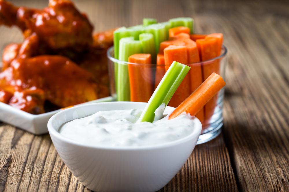 Recipe blue cheese dip