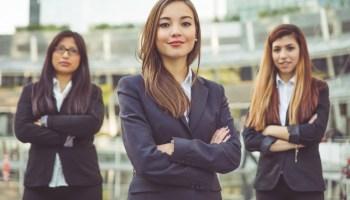 women business minority three
