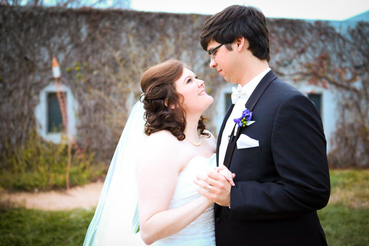 Marolff wedding lindsay daniel