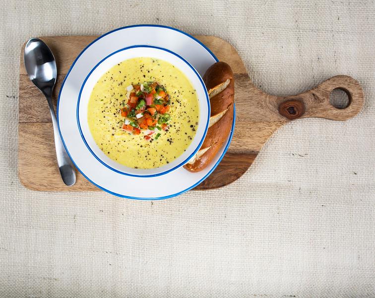 recipe cold corn soup