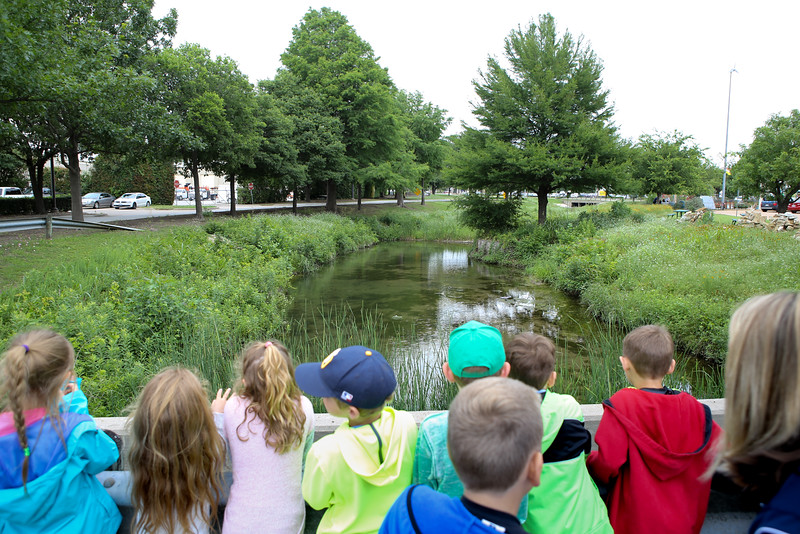 City of Plano, Stormwater Management