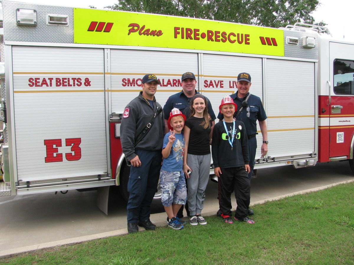 Explore Plano Fire Rescue