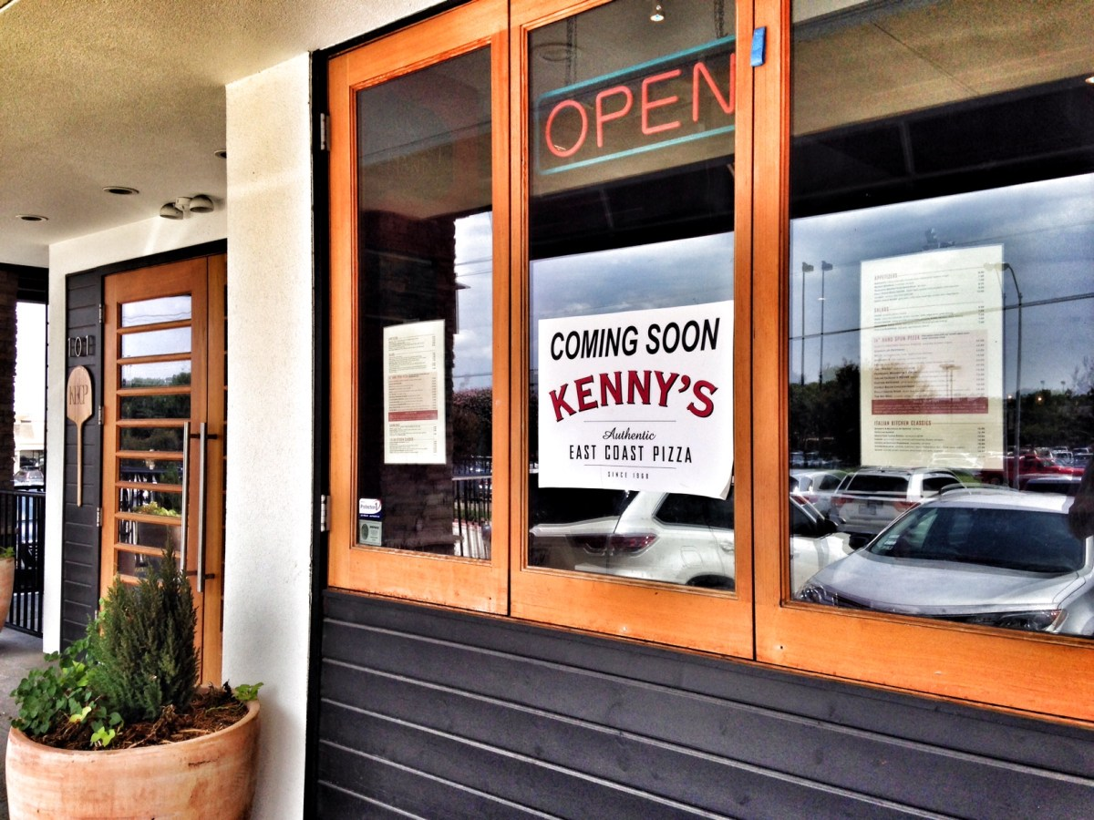 Kennys East Side Pizza Plano
