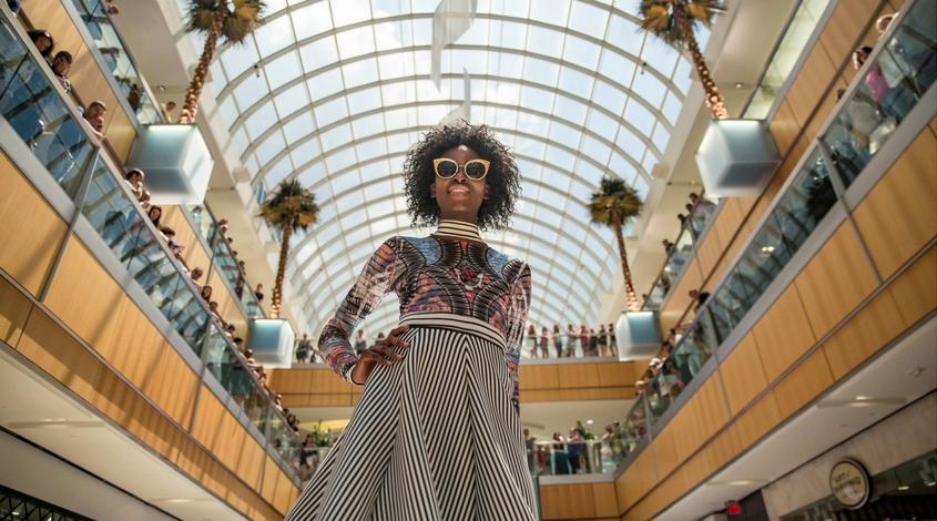 Fall fashion Galleria