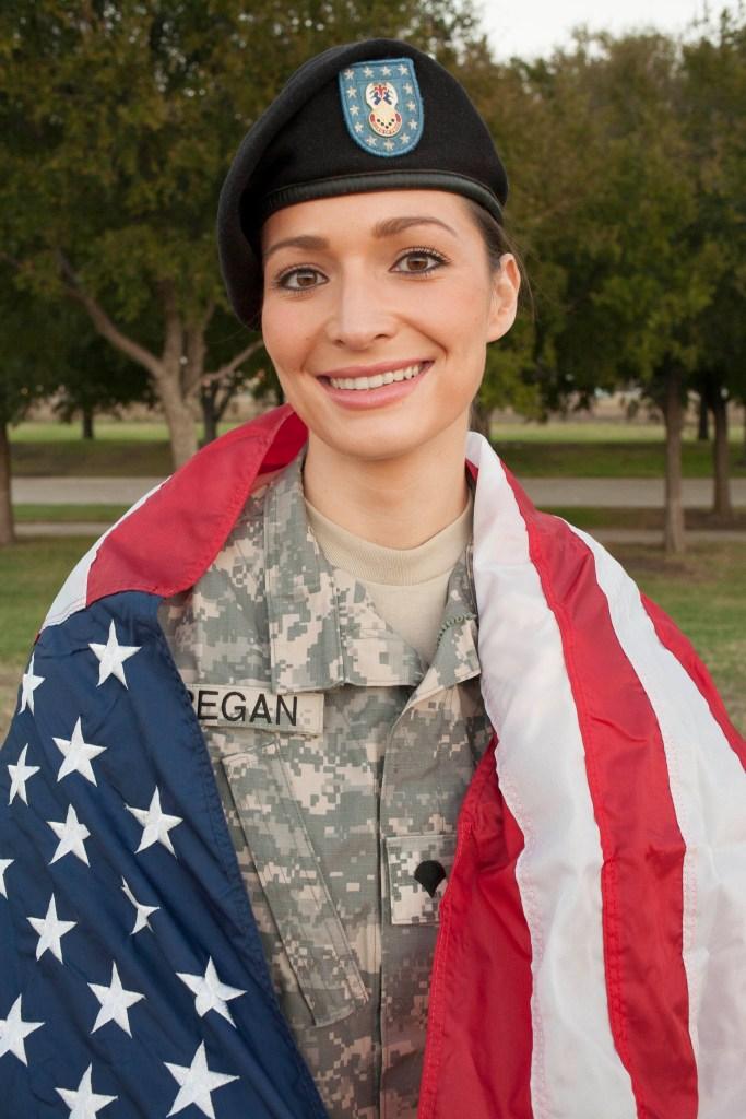 fight-like-a-girl-crystal-gregan-veterans-day