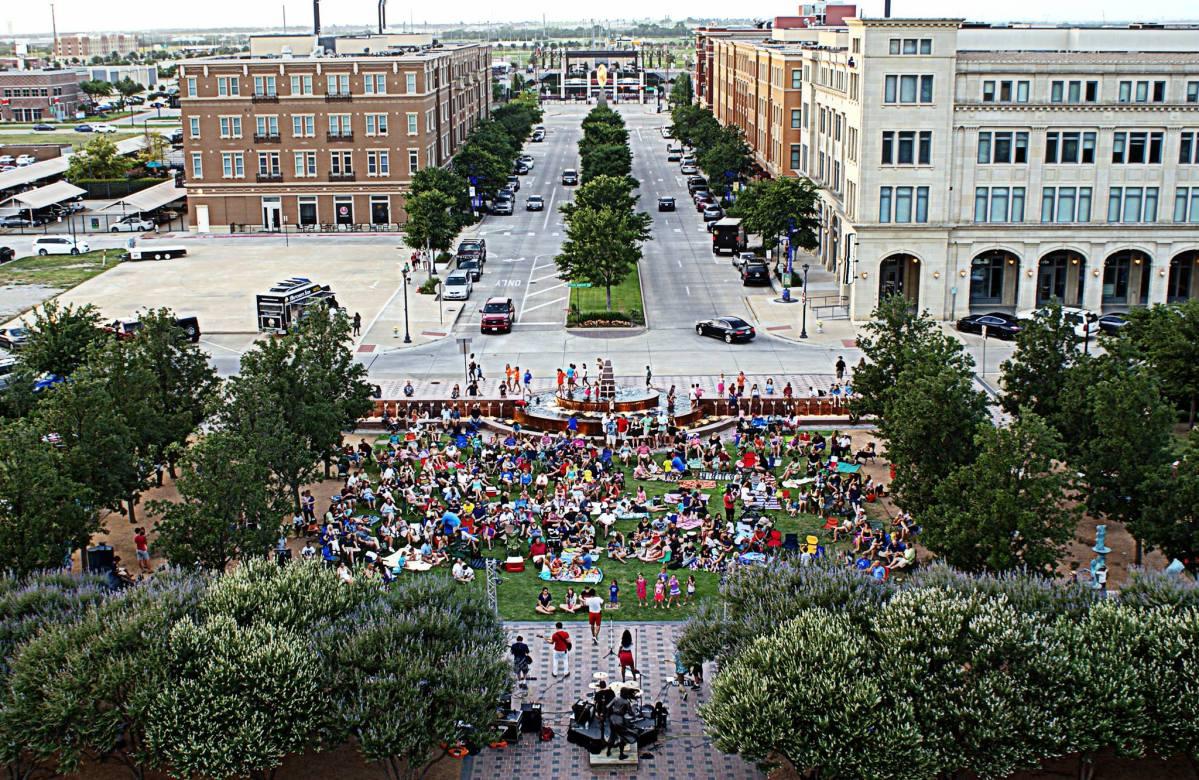 Frisco Square, Frisco Multicultural Festival