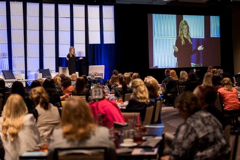 stephanie pope, boeing global services, women in business 2017, plano profile
