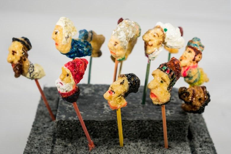 popcorn, art, pop art, plano artist, harry kalenberg