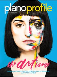 plano profile magazine, february 2017, clan of crop, kendall falcon