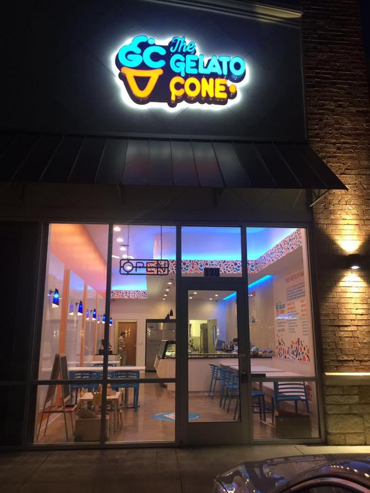 gelatocone storefront