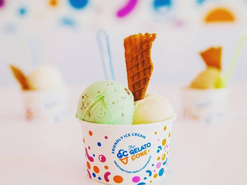gelatocone cup
