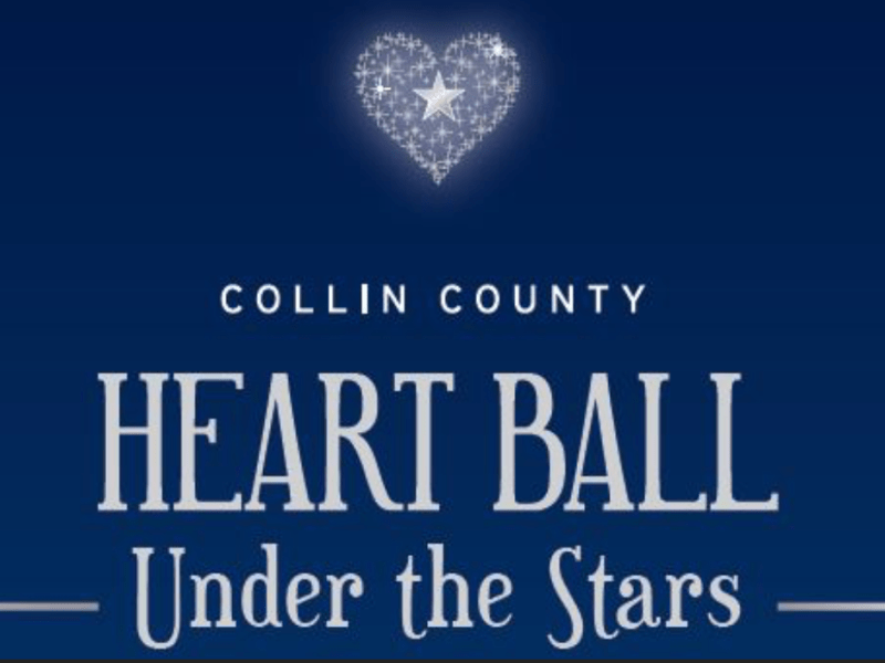 American Heart Association, AHA, Collin County Heart Ball 2018, Under the Stars