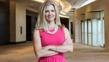 Dana Beckman, Alliance Data, Women in Business, Plano Profile