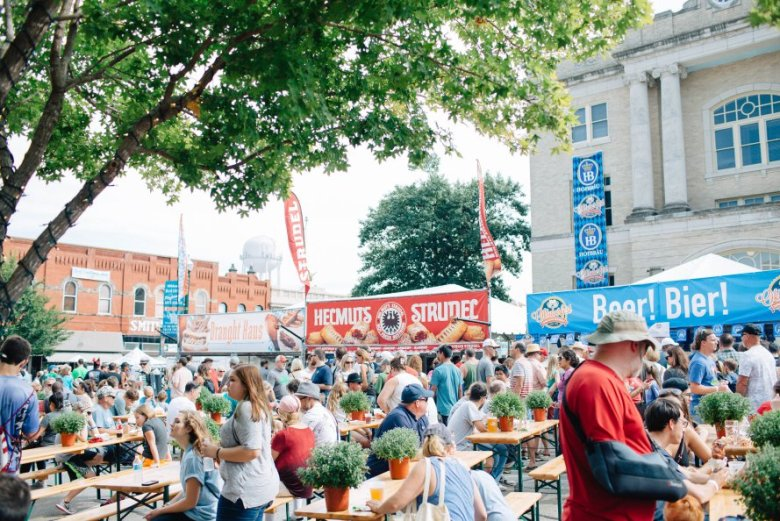 the mckinney oktoberfest has long been one of the most beloved september events among families!