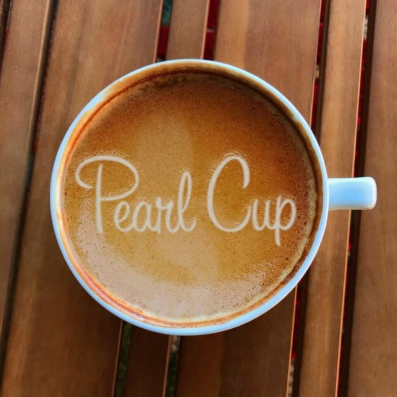 2. pearl cup sip