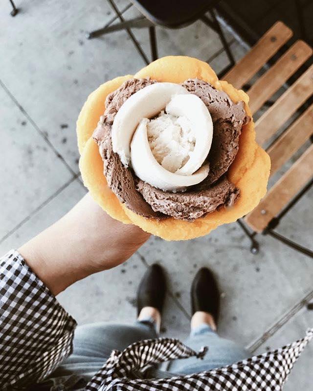 amorino gelato, legacy west