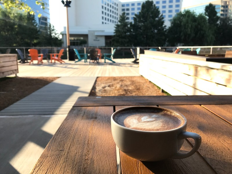 Pearl Cup Sip, Plano, The Boardwalk at Granite Park