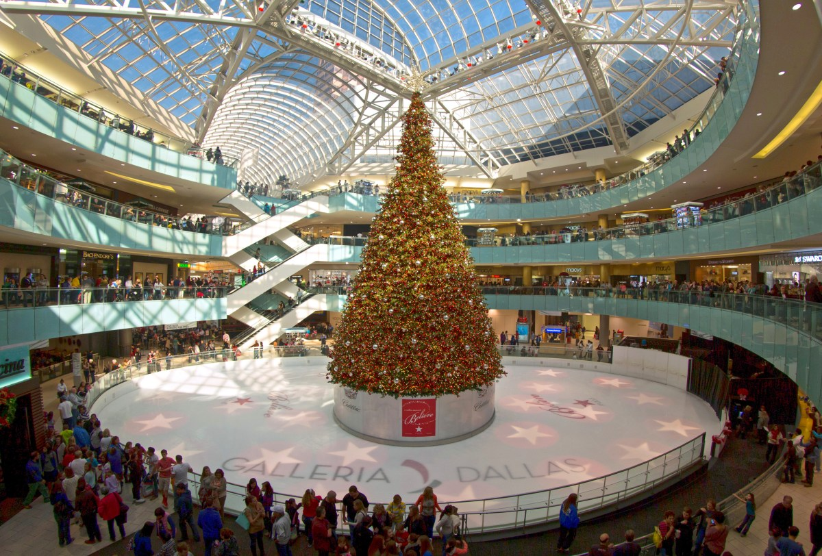 dallas galleria weekend plans