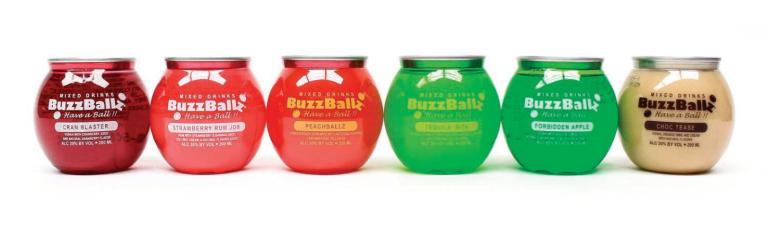 merrilee kick, buzzballz