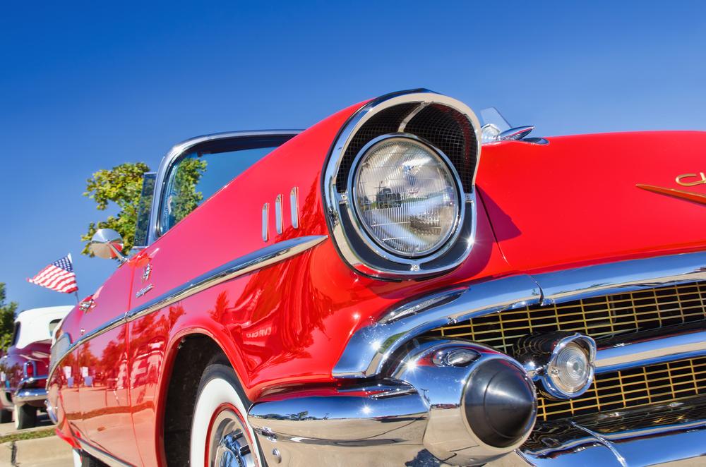 Plano car show