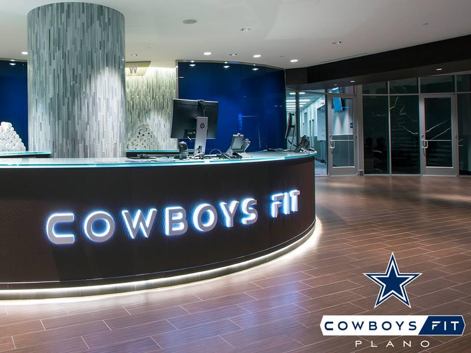 Cowboys Fit, Dallas Cowboys, Plano