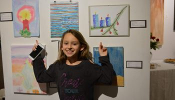 Discover Dyslexia Through Art will return for a second showcase in October | Image courtesy of Chontae Feldman