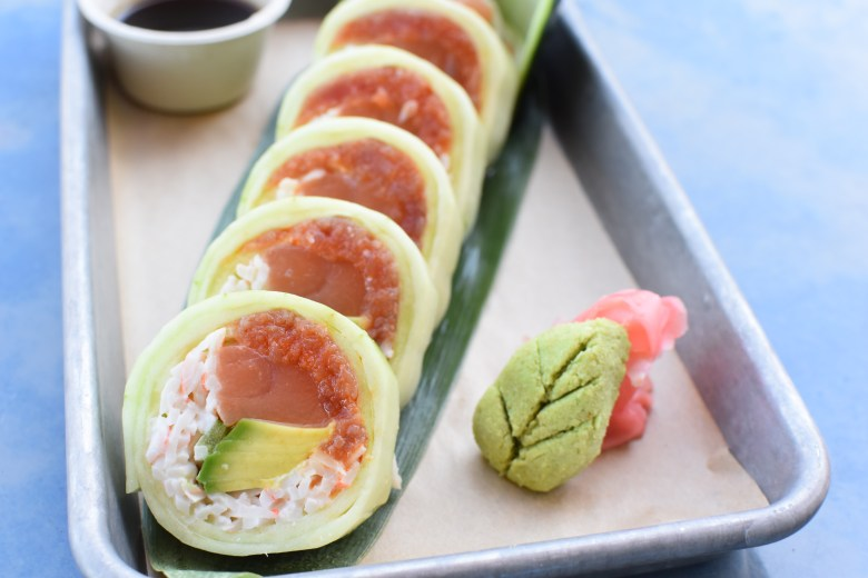 oishii cucumber