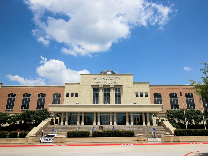 Collin County Courthouse