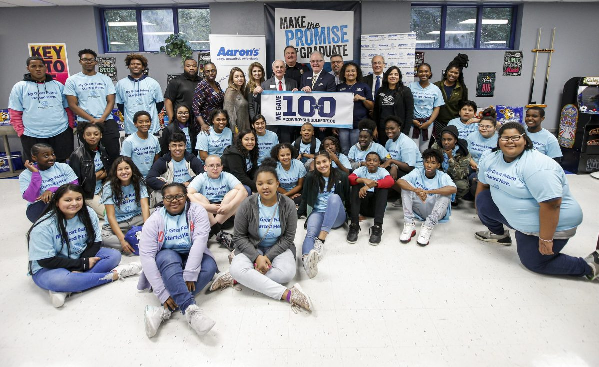 aaron s and boys girls clubs of america plano teen center refresh plano tx 3 scaled