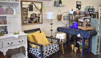 Lyla's local boutique interior
