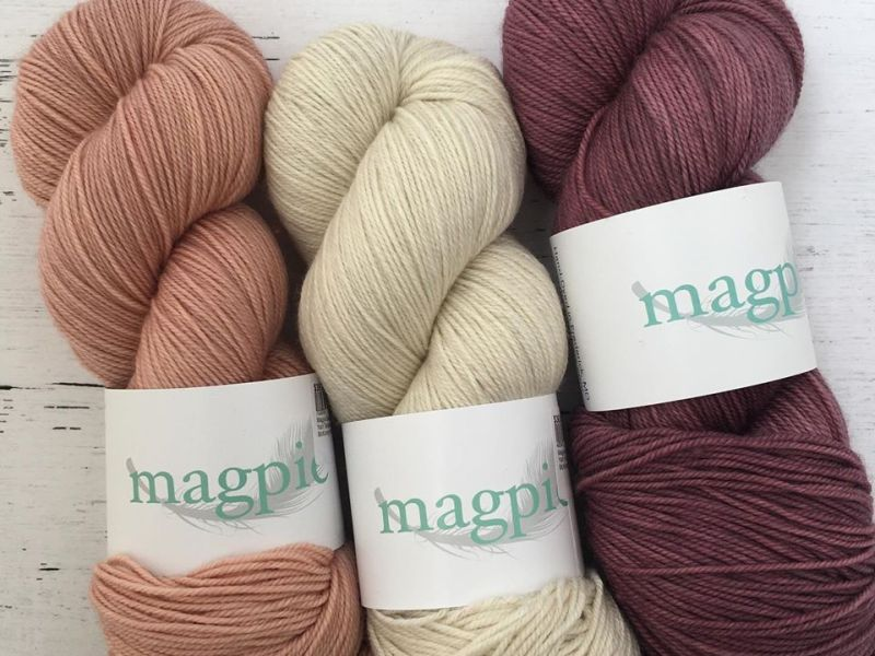 mckinney knittery yarn collection