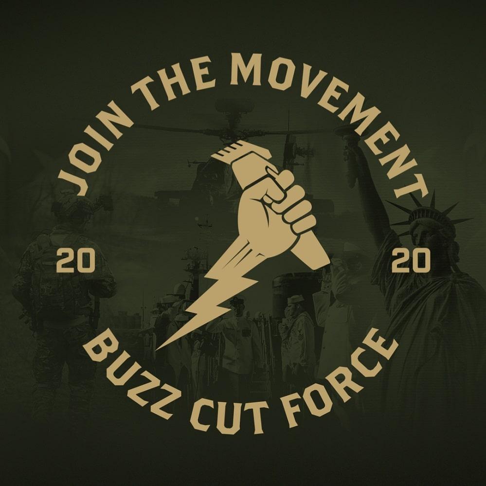buzz cut force
