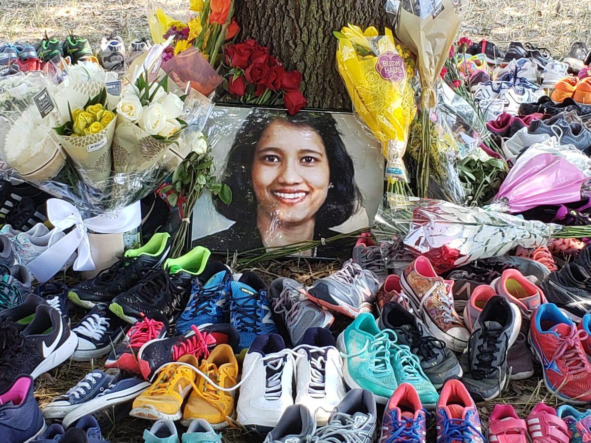 memorial for plano jogger sarmistha sen
