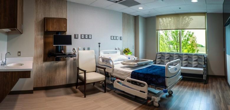medcitymckinney rehab patientroom