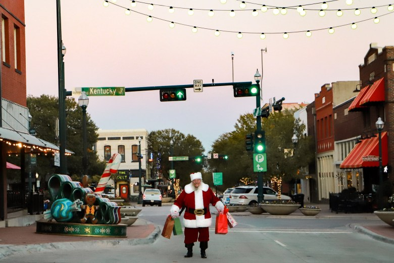 downtown mckinney holiday events