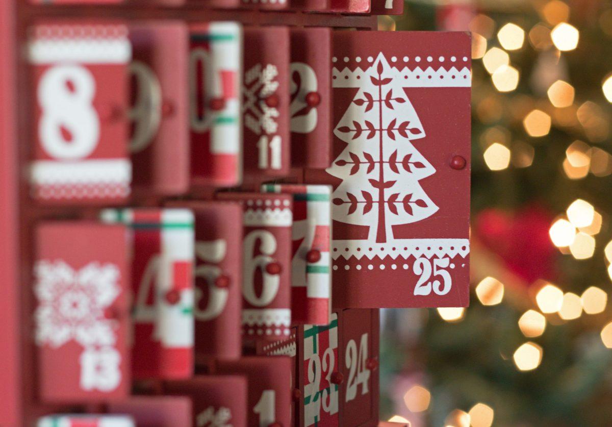 advent calendar international christmas