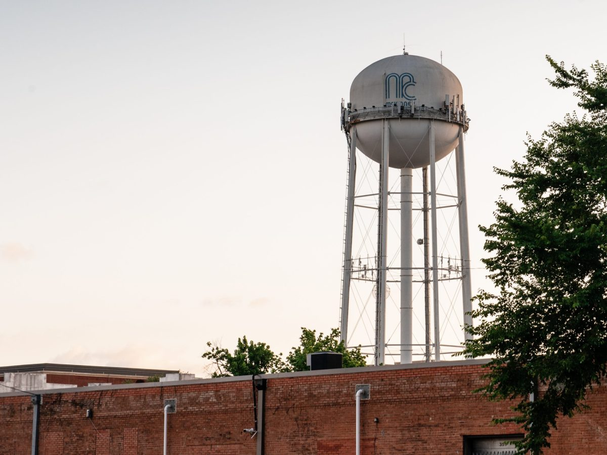 McKinney district 1 water tower