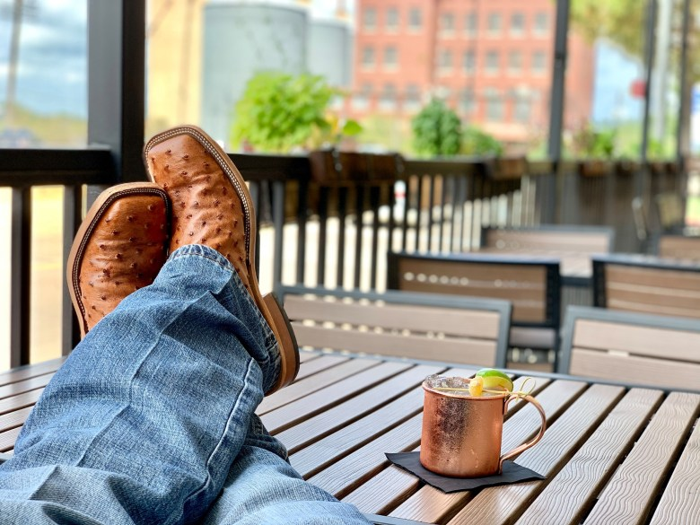 McKinney patios Local Yocal