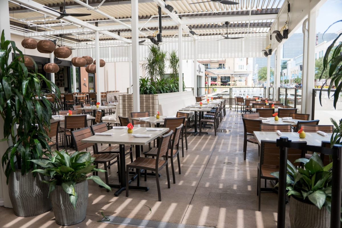 tommy bahama has one of the best patios in plano   by cori baker