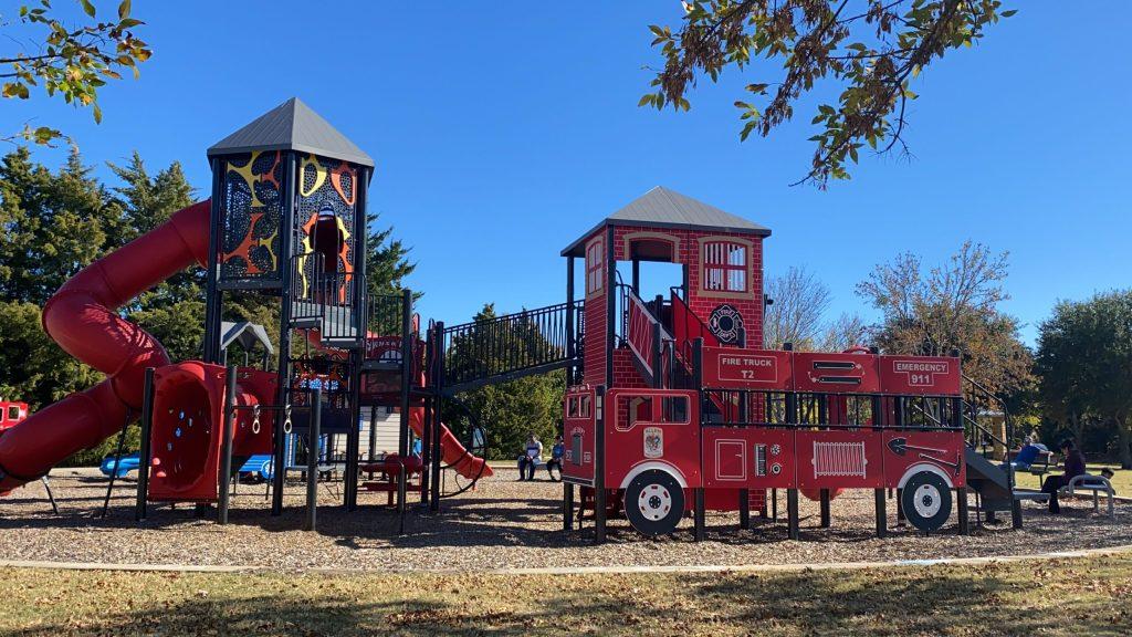 allen playground