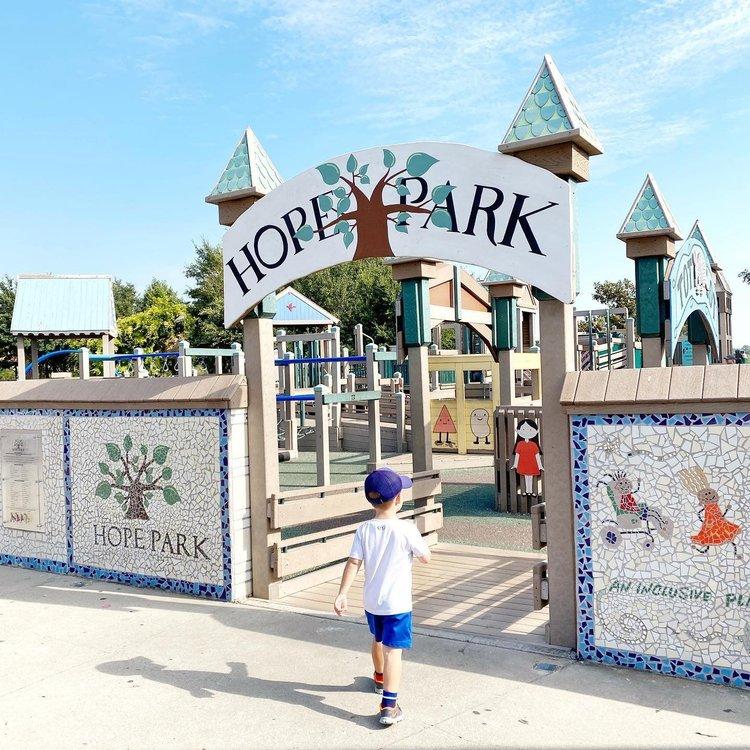 frisco playgrounds