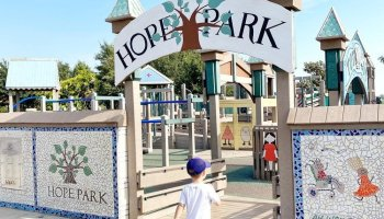 Best playgrounds in Frisco: Hope Park, Frisco Commons