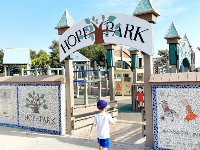 best playgrounds in frisco: hope park, frisco commons, best playgrounds, frisco playgrounds