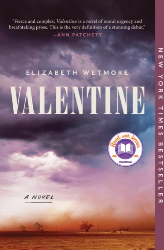 valentine texas author