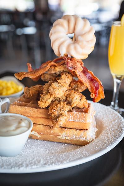 maple bacon best restaurant, plano texas