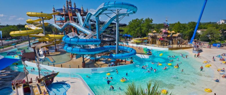 schlitterbahn waterparks & resort, new braunfels | best texas getaways for summer