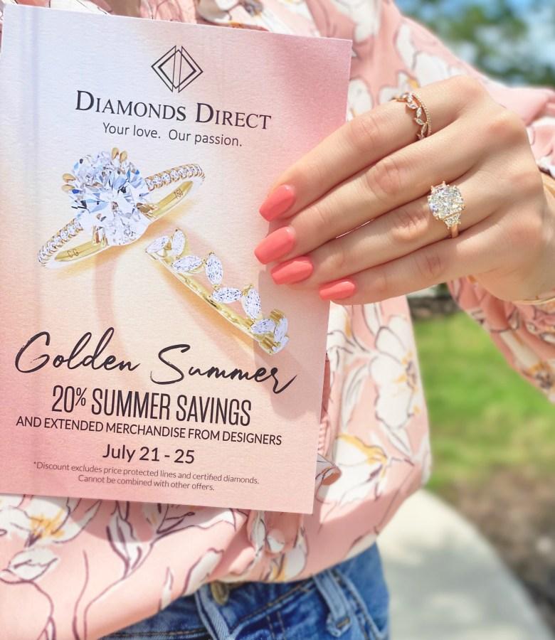 diamonds direct summer special savings 3