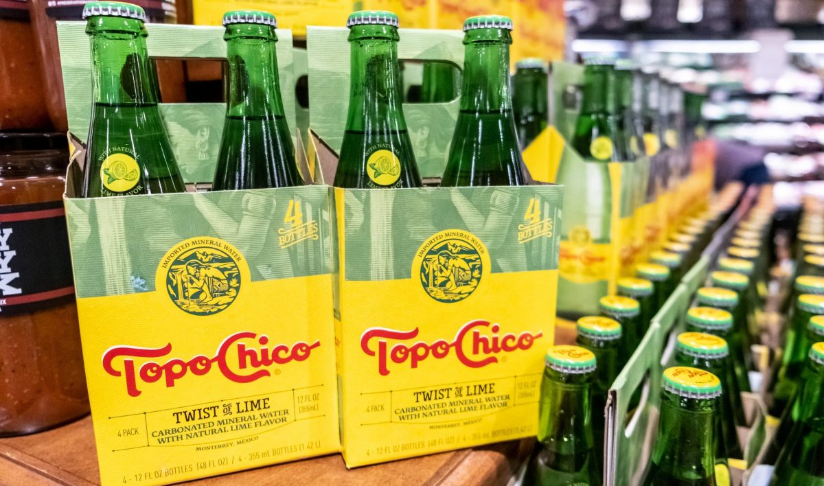 topo chico will return.