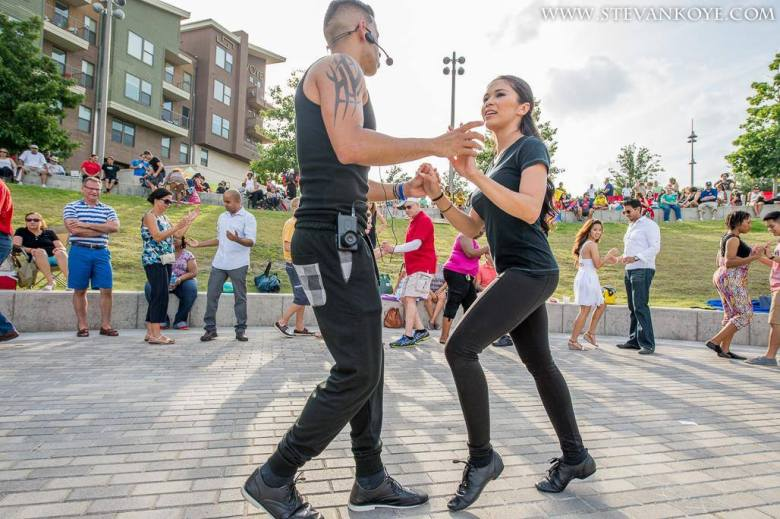 ready to dance? then the vitruvian salsa festival is a perfect thing to do this weekend!